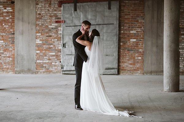 Aaron and Juanita wedding photo