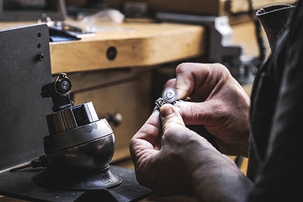 Quality Check on McCoy Custom Ring
