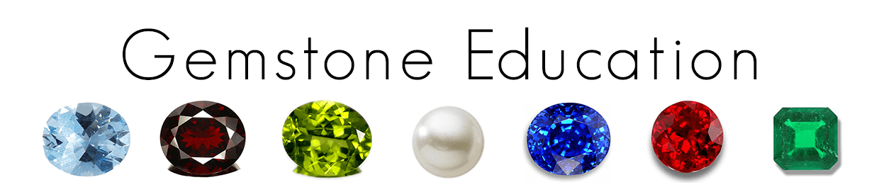 Gemstone Education Banner