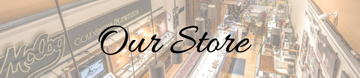 Our Store Page Banner
