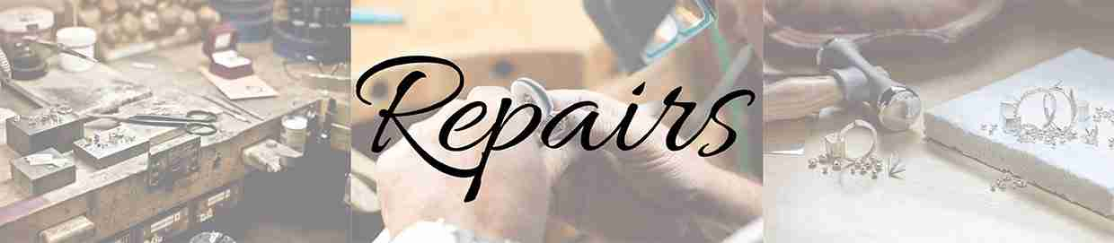 Repairs Page Banner