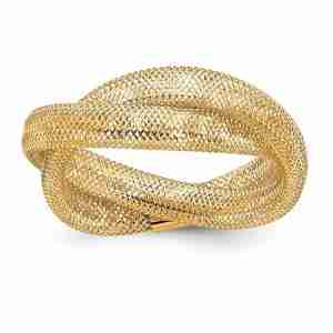Twisted Stretch Ring
