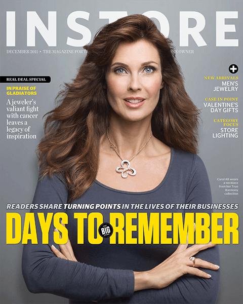 Instore Cover Dec 2011
