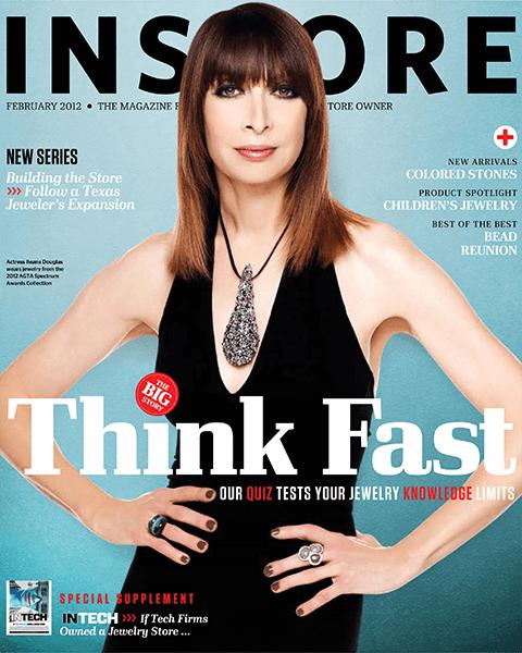 Instore Cover Feb 2012