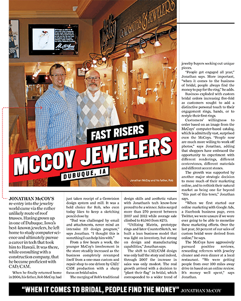 Instore Article May 2013