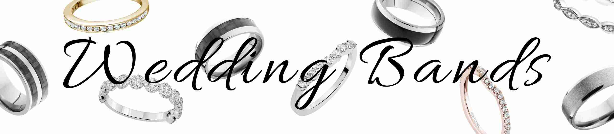 Wedding Bands Page Banner