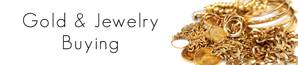 Gold & Jewelry Buying Banner