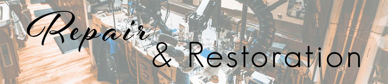 Repair and Restoration Banner